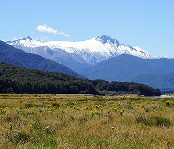 Autocamper i New Zealand, Rejs til New Zealand, Rejs i New Zealand på egen hånd - Rejsecenter Djursland klarer alt det praktiske!