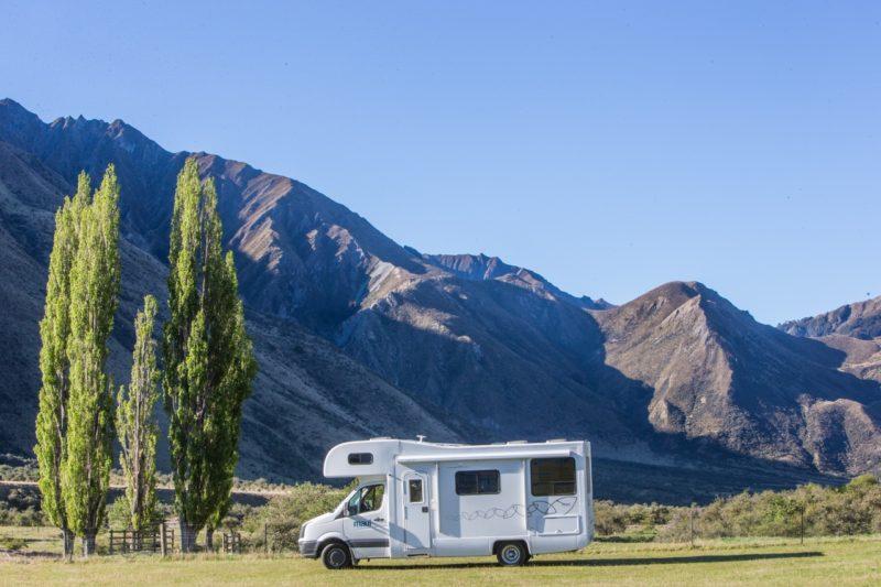 Roadtrip i camper på New Zealand - Rejsecenter Djursland
