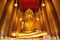 Golden Buddha i Bangkok - Rejsecenter Djursland