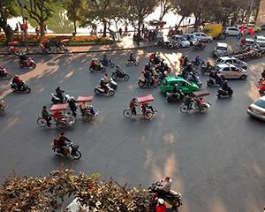 Hanoi med www.rejsecenterdjursland.dk