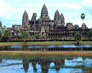 Angkor Wat med www.rejsecenterjdjursland.dk