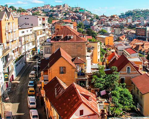 Antananarivo www.rejsecenterdjursland.dk