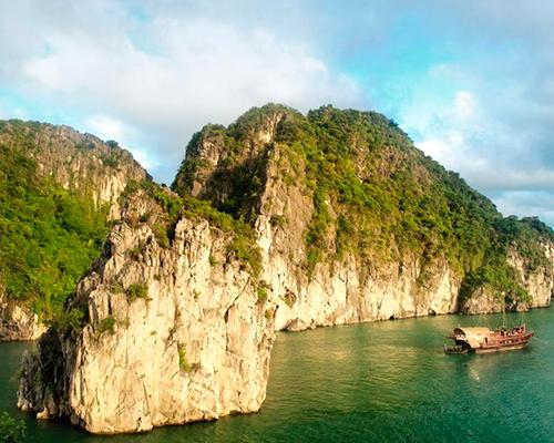 Rejse til Vietnam