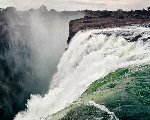Victoria Falls og Hwange - www.rejsecenterdjursland.dk