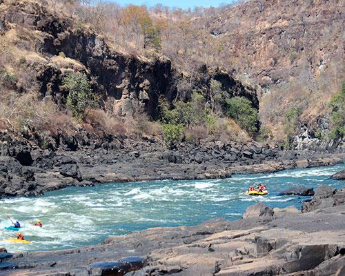 Zambezi-floden - www.rejsecenterdjursland.dk