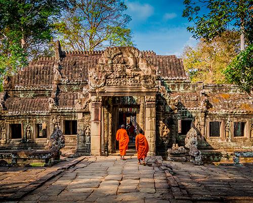 Rundrejse i Cambodia - www.rejsecenterdjursland.dk