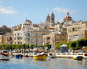 Valette, Malta - www.rejsecenterdjursland.dk