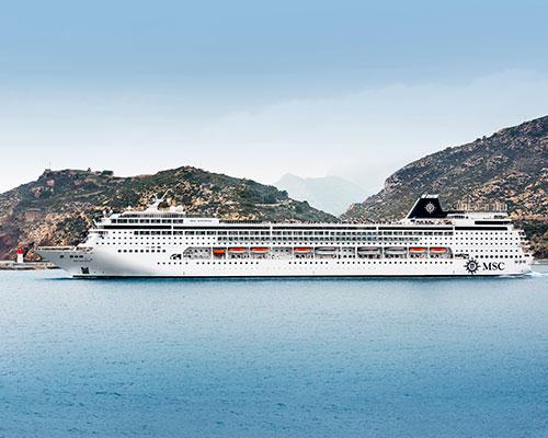 Krydstogt i Middelhavet - www.rejsecenterdjursland.dk
