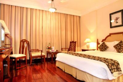 Saigon Morin Hotel - Rejs til Vietnam