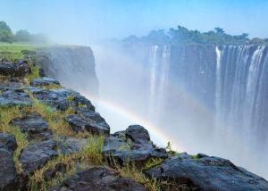Rejs til Victoria Falls