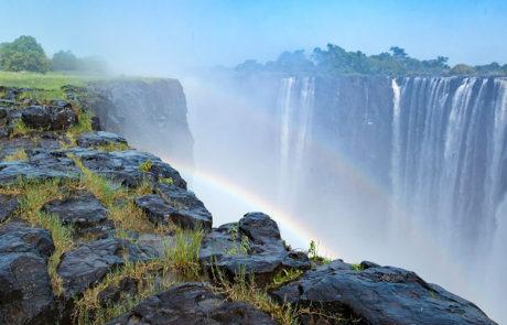 Rejser til det sydlige Afrika | Victoria Falls med Rejsecenter Djursland