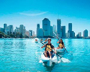 Brisbane Australien - www.rejsecenterdjursland.dk