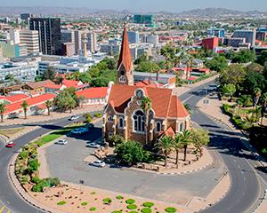 Windhoek Botswana - www.rejsecenterdjursland.dk