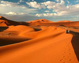 Namibia - En rejse fra Sydafrika til Zimbabwe - www.rejsecenterdjursland.dk
