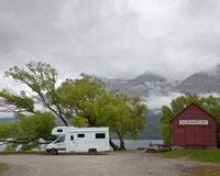Camperferie i NZ