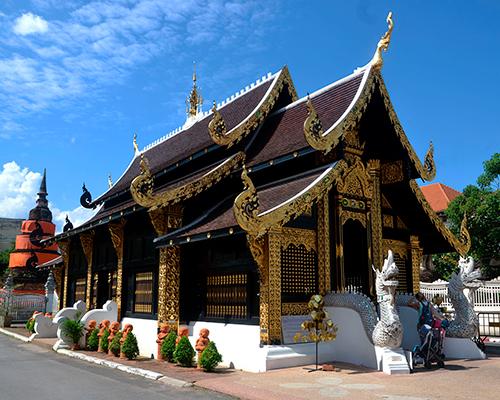 Thailand og Chiang Mai - www.rejsecenterdjursland.dk