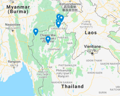 Thailand helt i nord - en rejse fra rejsecenterdjursland.dk