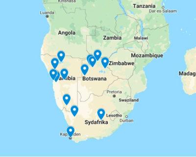 Capetown til Victoria Falls med rejsecenterdjursland.dk