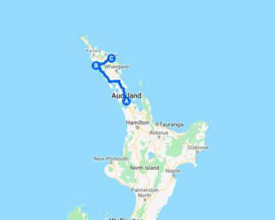 Autocamperferie i NZ med rejsecenterdjursland.dk