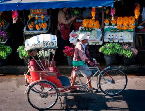 Thailand – helt i nord
