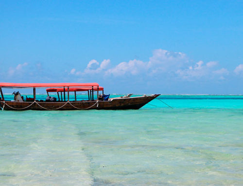 Badeferie på Zanzibar