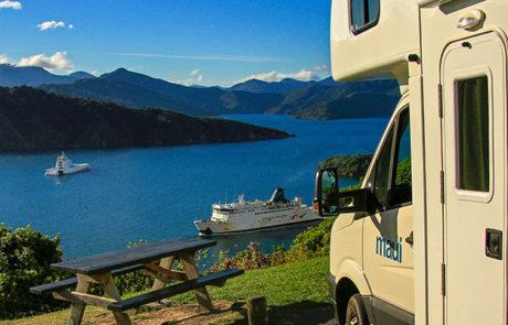 Ferie i autocamper i NZ | Rejsecenter Djursland