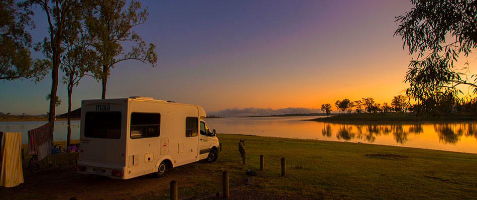 Autocamper i Australien | Rejsecenter Djursland