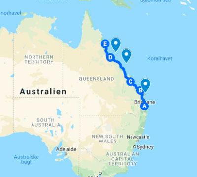 Autocamper i Australien `| rejsecenterdjursland.dk