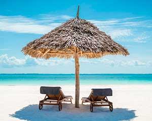 Hvide strande på Zanzibar - www.rejsecenterdjursland.dk