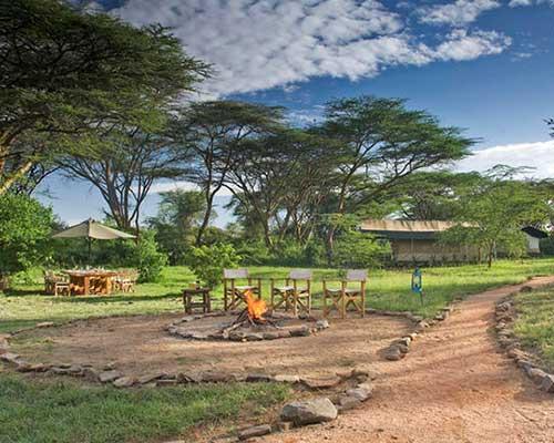 En rejse i Tanzania - Omgivelser Camp Porini - www.rejsecenterdjursland.dk