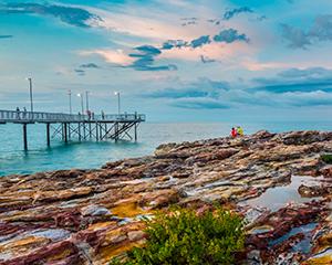 Autocamper Australien Outback - www.rejsecenterdjursland.dk