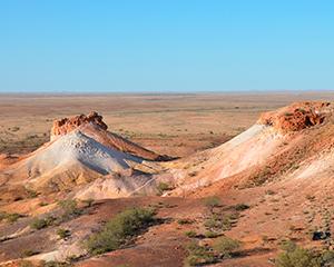 Coober Pedy Australien - www.rejsecenterdjursland.dk