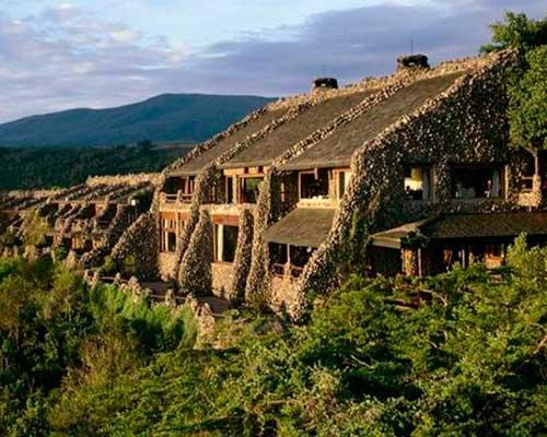 Ngorongoro-indkvartering - www.rejsecenterdjursland.dk