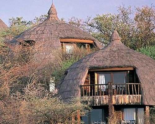 Indkvartering Serengeti - www.rejsecenterdjursland.dk
