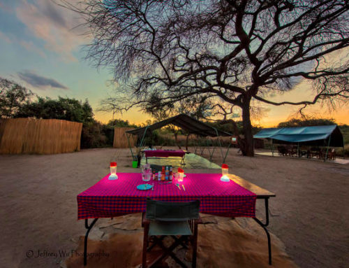 Adventure campingsafari i Kenya
