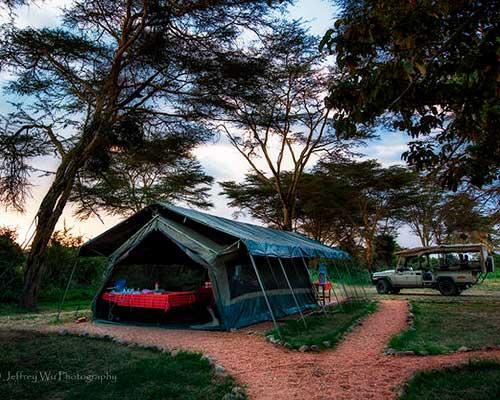 Camp og safari i Kenya | www.rejsecenterdjursland.dk