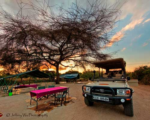 Camp Selenkay i Kenya | www.rejsecenterdjursland.dk