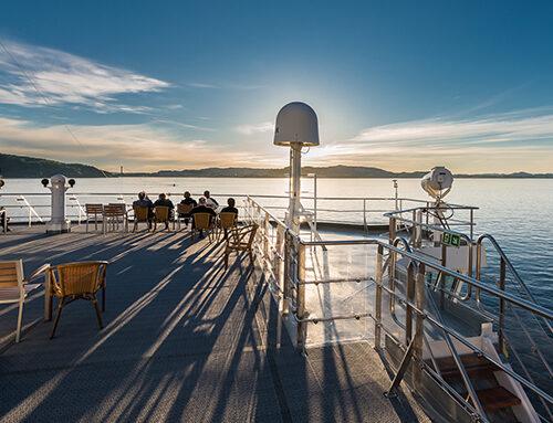 Verdens smukkeste sørejse – Norge
