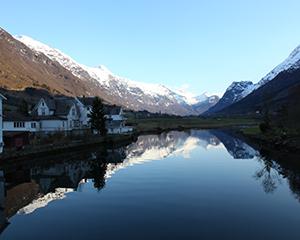 Nordfjord - Norge - www.rejsecenterdjursland.dk