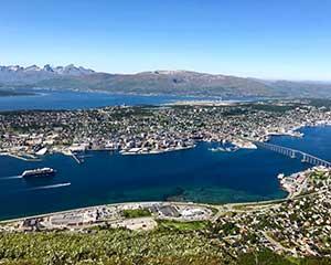 Tromsø - www.rejsecenterdjursland.dk