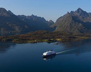 Sørejse langs Norges kyst - www.rejsecenterdjursland.dk