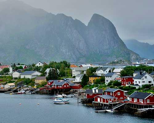 Hurtigruten til Lofoten - www.rejsecenterdjursland.dk