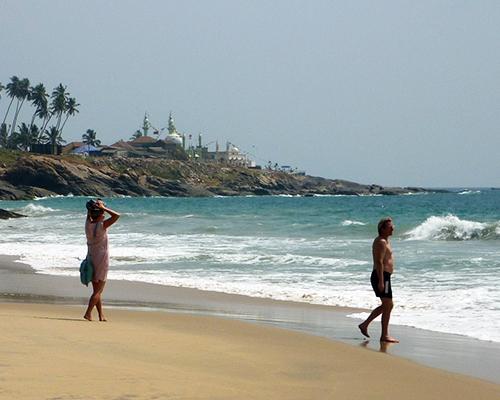 Strandliv i Sydindien - www.rejsecenterdjursland.dk