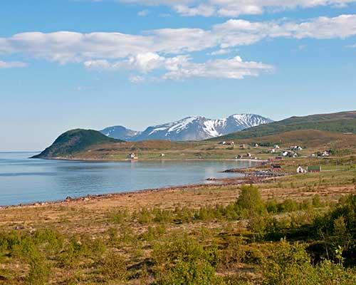 Hurtigruten til Tromsø - www.rejsecenterdjursland.dk
