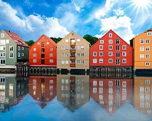 Miniferie Tromsø-Trondheim - www.rejsecenterdjursland.dk