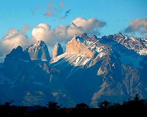 Andesbjergene - Rejsecenter Djursland