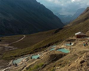 Varme kilder i Chile - Rejsecenter djursland