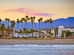 Santa Barbera - Californien Rundt