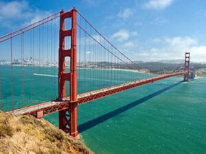 San Francisco - Californien Rundt