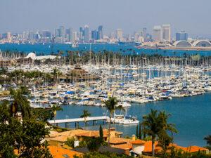 San Diego - Californien Rundt